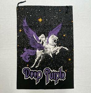DEEP PURPLE poster flag vintage