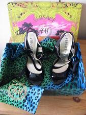 Versace for H&M Zapatos De Charol Edición Especial en Caja Original S: 38 EUR