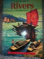 A Child's Book Of Rivers By E Joseph Dreany  Hard Cover