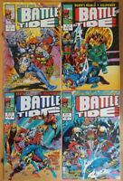 BATTLE TIDE #1-4 (Complete Lot) (1992 MARVEL Comics) ~ VF/NM Comic Book