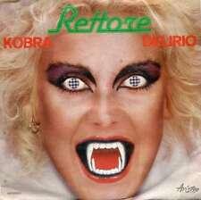 """Rettore Kobra / Delirio 7"""" Single Vinyl Schallplatte 43228"""