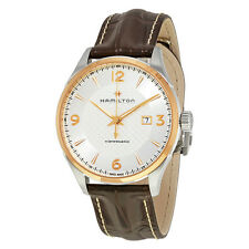 Hamilton Jazzmaster Viewmatic Automatic Silver Dial Mens Watch H42725551