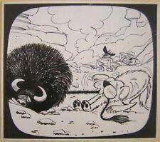 Illustrations et planche originales de comics et bandes dessinées