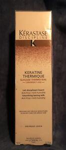Kerastase Discipline Keratine Thermique Smoothing Taming Milk Anti-Frizz, 5.1 oz