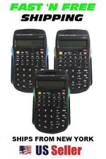 New 10 Digit Scientific Calculator For Home, School or Business Math & Algebra