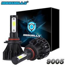 9005 9140 LED Headlight Bulb High Beam / Fog Light For Ram 1500 2500 3500 10-18