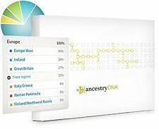 Dna Test Genetic Testing Ancestrydna Ancestry Family Tree Geneology History Kit