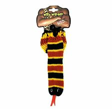 KNITTED ANIMAL SNAKE NOVELTY WILLY WARMER SEXY NAUGHTY FUNNY RUDE ADULT GIFT