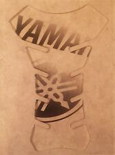 YAMAHA FZ6R MOTORCYCLE TANK PROTECTOR PAD CLEAR PROTECK MADE IN ITALY