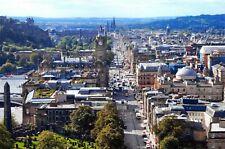 Pack of 10 New Glossy Edinburgh Postcards by Cavalier 87G