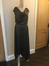 Ronni Nicole Bronze Evening Dress  Size 14