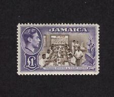 Jamanica Tobacco Scott 141 Mint Hinged