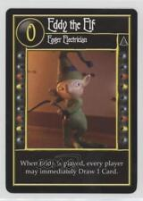 2005 The Nightmare Before Christmas Trading Card Game Base #NoN Eddy the Elf 2a1