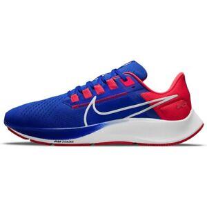 Brand New 2021 NFL Buffalo Bills Nike Unisex Zoom Pegasus 38 Running Shoe NIB
