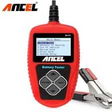 Ancel BA101 12V Car Battery Load Tester Analyzer Analysis Tools 100 - 2000 CCA