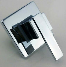 Concealed Wall Mounted Hot & Cold Shower Bath Mixer Faucet Tap Control Valve