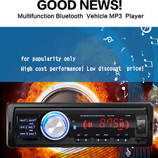 Bluetooth Car Stereo Radio USB/SD/MP3 Player Audio Receiver In Dash 1131B
