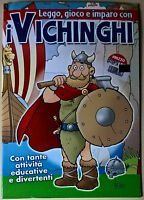Leggo, gioco e imparo con i Vichinghi - Gustavo Berardo - 2009, G. Ed - L