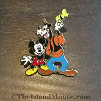 Disney Friends Are Forever Mickey & Goofy Pin (UI:45212)