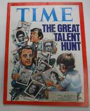 Time Magazine The Great Talent Hunt December 1976 081115R
