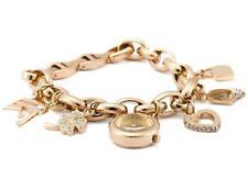 Anne Klein Women'S Charm Style Bracelet 10-7604CHRM Wristwatch