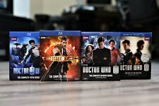 Doctor Who Series 5 / 7 / Specials / The Day of the Doctor Bluray set
