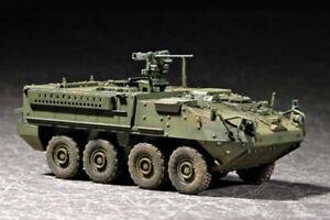 Trumpeter 7255 US Army Stryker ICV LAV 1/72 Scale Plastic Model Kit