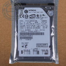 "Hitachi 80 GB 2.5"" 7200 RPM 8 MB IDE PATA Hard Disk Drive HDD HTS721080G9AT00"