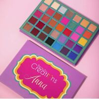 Beauty Creations Anna Palette 35 Eyeshadow Colors Highly Pigmented Colorful Eye