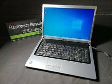Dell Studio 1537 Core 2 Duo T6400 2.00ghz 4GB RAM  300GB HDD Windows 10 Laptop