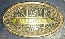 1987 Deutz Allis Silver Streak III Pewter Belt Buckle Limited Edition #685