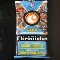 2019-20 CHRONICLES BASKETBALL FACTORY SEALED CELLO IN STOCK FREE SHIPPING