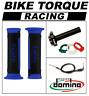 1130 TRE K Amazonas  Domino XM2 Quick Action Throttle Kit Black Blue TUR Grips