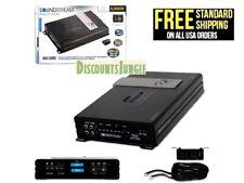 Soundstream Bxa1-5000D 5000 Watts Mono Amplifier Built In Bx-10 Epicenter