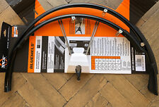 SKS Bluemels Road Bike Mudguards 35 mm, 700C, Matt Black