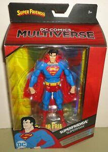 DC Comics Multiverse Superfriends Superman figure