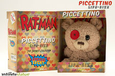 Infinite Statue PICCETTINO Rat-man PELUCHES Life-size 23 cm. RED
