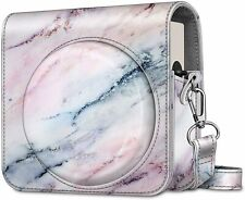 Protective Case for Fujifilm Instax Square Sq1 Leather Bag Cover Removable Strap