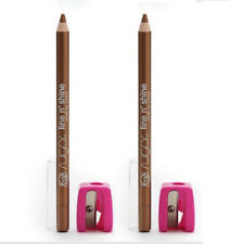 Lot of 2 NEW Sugar Line n Shine Eyeliner Pencil + Sharpener Penny (Boxed 2-Pack)