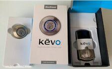 Kwikset Kevo 2nd Gen Connected Electronic Deadbolt - 99250-202