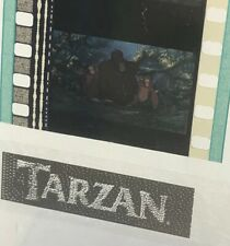 Disney Animation Authentic Film 5-Cell Strip TARZAN Gorilla Pack Led By Kerchak