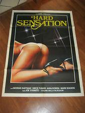 manifesto,Hard Sensation,1980,Joe D'Amato,Annj Goren:Lucía Ramírez