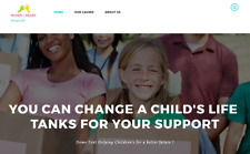 Crowdfunding non-Profit Organization - Website for Sale Hosting Included