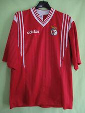 Maillot Benfica Lisbonne Adidas vintage 1997 Entrainement SLB jersey - M
