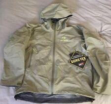ARC'TERYX BETA SL Gore Tex Waterproof Jacket. Medium, Pangea. Hiking Camping NWT