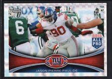 JASON PIERRE-PAUL 2012 TOPPS CHROME #76 XFRACTOR GIANTS SP