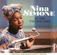 Nina Simone - At The Village Gate (2017 Remaster)  CD  NEW  SPEEDYPOST