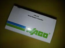 Wago 750-673 Servo steper Contrôleur WAGO-I/O-système 750 Spécial Bornes NEUF
