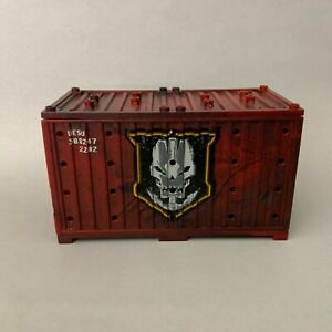 Mega Blok Bloks Call of Duty Shipping Container Mercenary Outpost