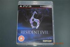 Videojuegos Resident Evil Sony PAL